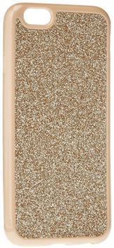 Spada 023250 Glitter Soft Cover, Back Case, Gold