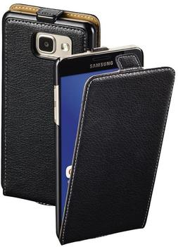 Hama Smart Case Flip Cover Galaxy A5 (2016) Schwarz
