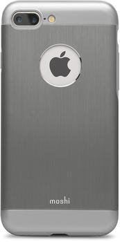 Moshi iGlaze Armour Case (iPhone 7 Plus) grau