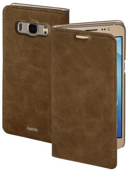 Hama Booklet Guard Case (Galaxy J5 2016) braun