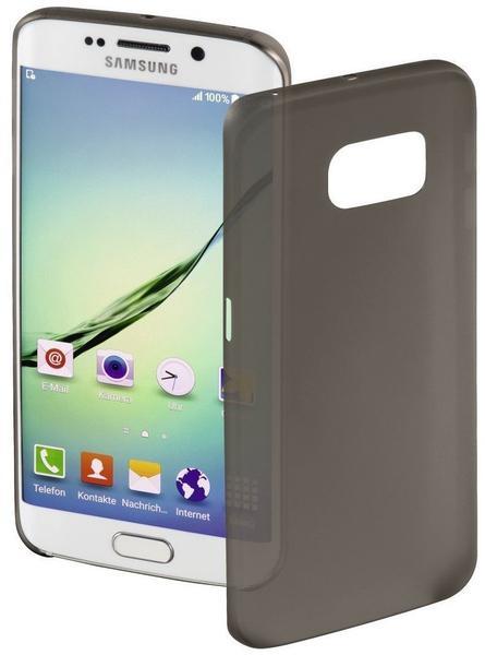 Hama Ultra Slim Backcover Galaxy S6 Edge Schwarz