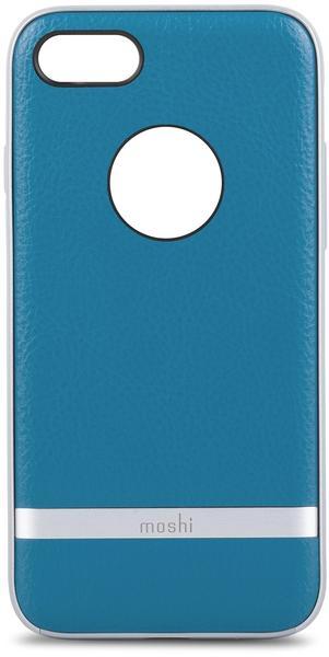 Moshi Napa (iPhone 7/ 8) Marineblau