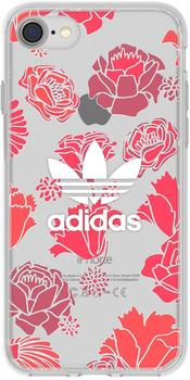 Adidas 039109, Backcover, iPhone 7 Rot
