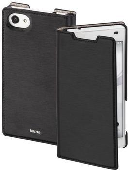 Hama Booklet Slim (Xperia Z5 Compact) schwarz
