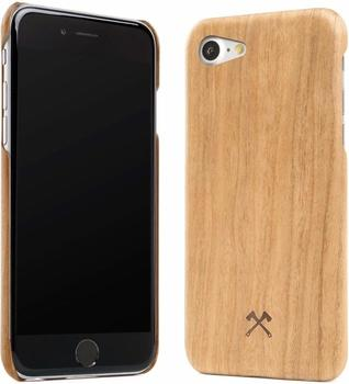 Woodcessories EcoCase Kevlar (iPhone 7/ 8) Kirsche