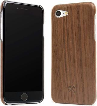 Woodcessories EcoCase Kevlar (iPhone 7/ 8) Walnuss