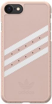 Adidas Originals Moulded case (iPhone 7) pink/weiß