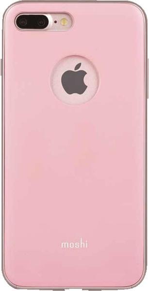 Moshi iGlaze Case (iPhone 7 Plus) pink