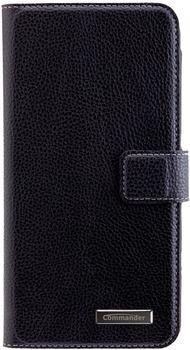 Peter Jäckel COMMANDER BOOK CASE ELITE iPhone 7 Plus black