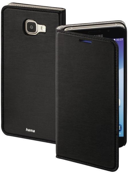 Hama Slim Bookcover Galaxy A5 (2016) Schwarz
