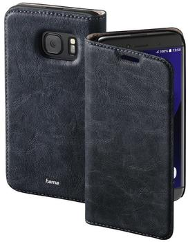 Hama Booklet Guard Case (Galaxy S7) blau