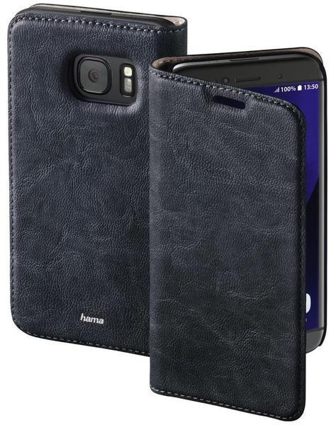 Hama Booklet Guard Case (Galaxy S7) blau