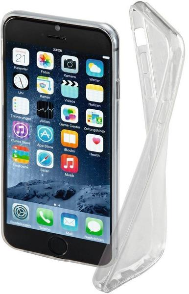 Hama Clear Backcover iPhone 6 iPhone 6s Transparent