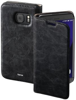 Hama Booklet Guard Case (Galaxy S7) schwarz