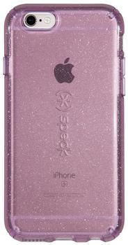 Speck CandyShell Clear Glitter (iPhone 6 Plus/ 6s Plus) Strahlende Orchidee