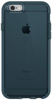 Speck CandyShell Clear (iPhone 6 Plus/ 6s Plus) Regensturm Blau