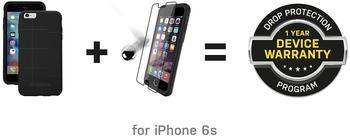 OtterBox Symmetry Case mit Alpha Glas (iPhone 6/6S)