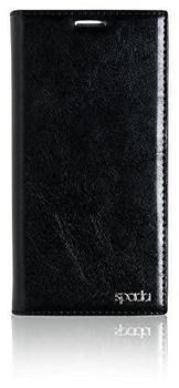 Spada Booklet Case Style - Huawei P8 lite Schwarz