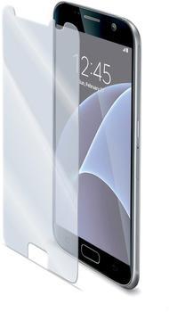 CELLY Glass, klar, Galaxy S7, Handy/Smartphone, Samsung, 9H