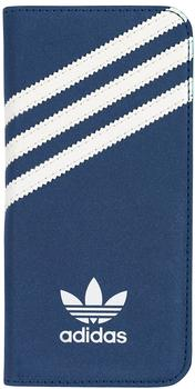 Adidas Booklet Case (iPhone 6/6s) blau