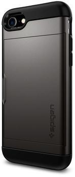 Spigen Slim Armor Case CS (iPhone 7/ 8) gunmetal