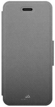 Hama Mesh Bookcover iPhone 7 Grau
