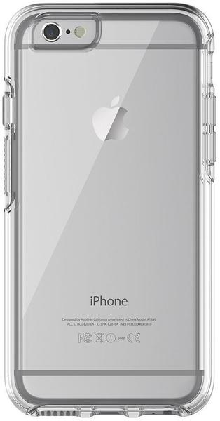 OtterBox Symmetry Clear Case (Apple 6/6s) clear crystal