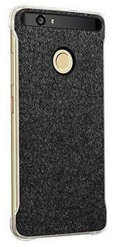 Huawei Leder Cover (Nova) grau