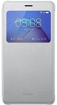 Honor View Flip Cover (Honor 6X) silber