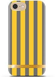 Richmond & Finch Mustard Stripes for iPhone 5/5S/SE gelb
