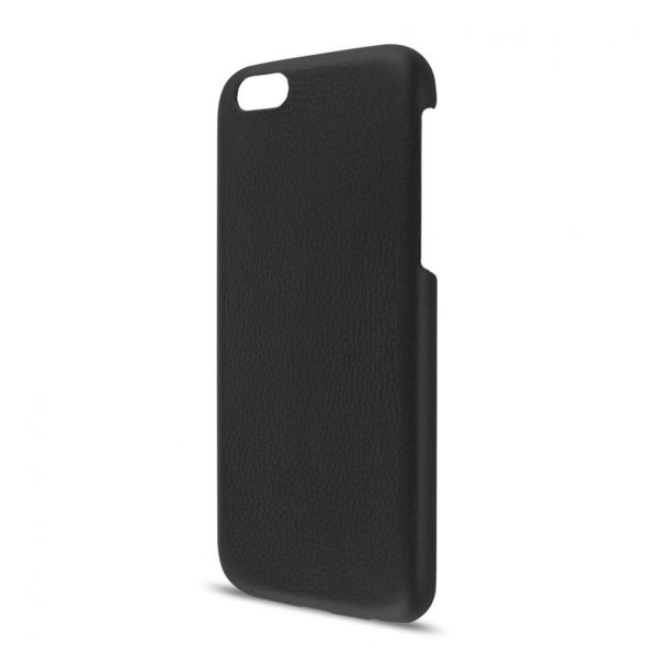 Artwizz Leather Clip (iPhone 7) schwarz