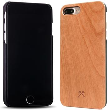 Woodcessories EcoCase Classic (iPhone 7 Plus) kirsche