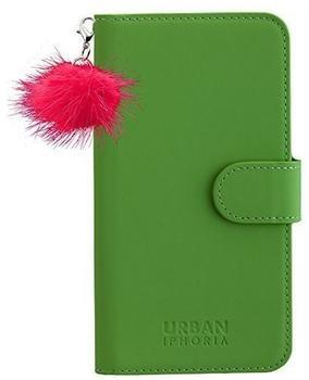 Peter Jäckel Urban Iphoria Trend Book Case Galaxy J5, Grün
