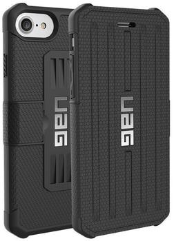 Urban Armor Gear Metropolis Case (iPhone 7) schwarz