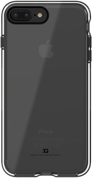 XQISIT PHANTOM XCEL (iPhone 7 Plus) grau
