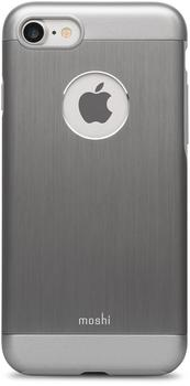 Moshi iGlaze Armour Case (iPhone 7) grau