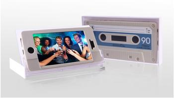 ThumbsUp! Thumbs Up IP5ITAPEWHT TAPE iPhone 5/5S White/BLUE