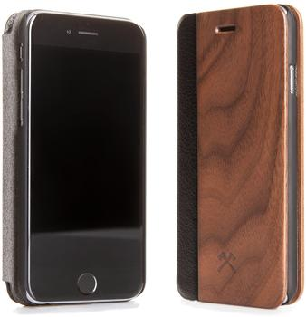 Woodcessories EcoCase, - iPhone 5, 5s, SEEchtholz Flipcase