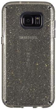 Speck CandyShell Clear (Galaxy S7 Edge) Goldglitzer