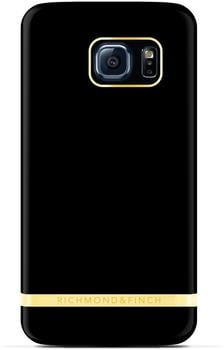 Richmond & Finch Classic Satin for Galaxy S6 Edge schwarz