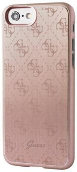 Guess 4G Metallic Cover (iPhone 7) rose gold