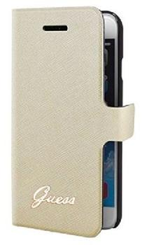 GUESS Tori Beige für Apple iPhone 6 Plus/6S Plus