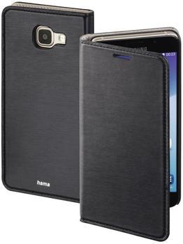 Hama Slim Bookcover Galaxy A5 2017 dunkelgrau