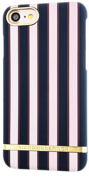 Richmond & Finch Flamingo Stripes for iPhone 7 orange