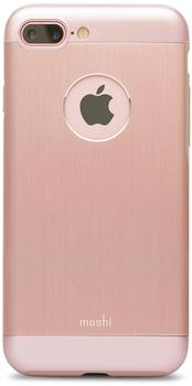 Moshi iGlaze Armour Case (iPhone 7 Plus) rosé gold