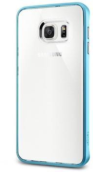 Spigen Case Neo Hybrid Crystal (Galaxy S6 Edge+) blau