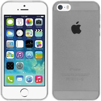 PhoneNatic Apple iPhone 55sSE Slimcase mit 2x Schutzfolie