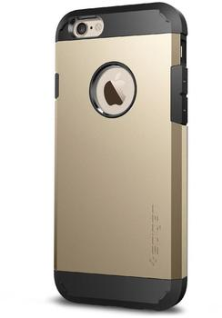 Spigen Case Tough Armor (iPhone 6/6s) champagne gold