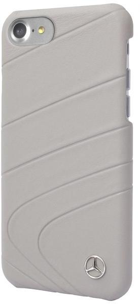 Mercedes-Benz Leather Organic II (iPhone 7/ 8) Grau