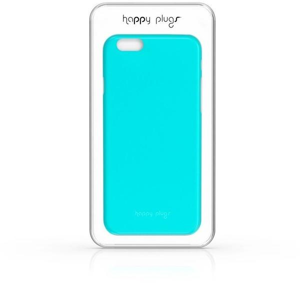 Happy Plugs Ultra Thin iPhone 6 Handy-Schutzhülle Cover Türkis